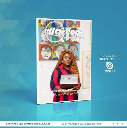 Lancement de Digiscope Magazine, la vitrine de l'actualité digitale au Cameroun