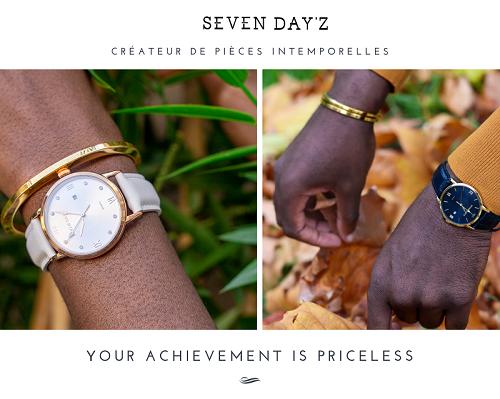 Seven Day'z publicité