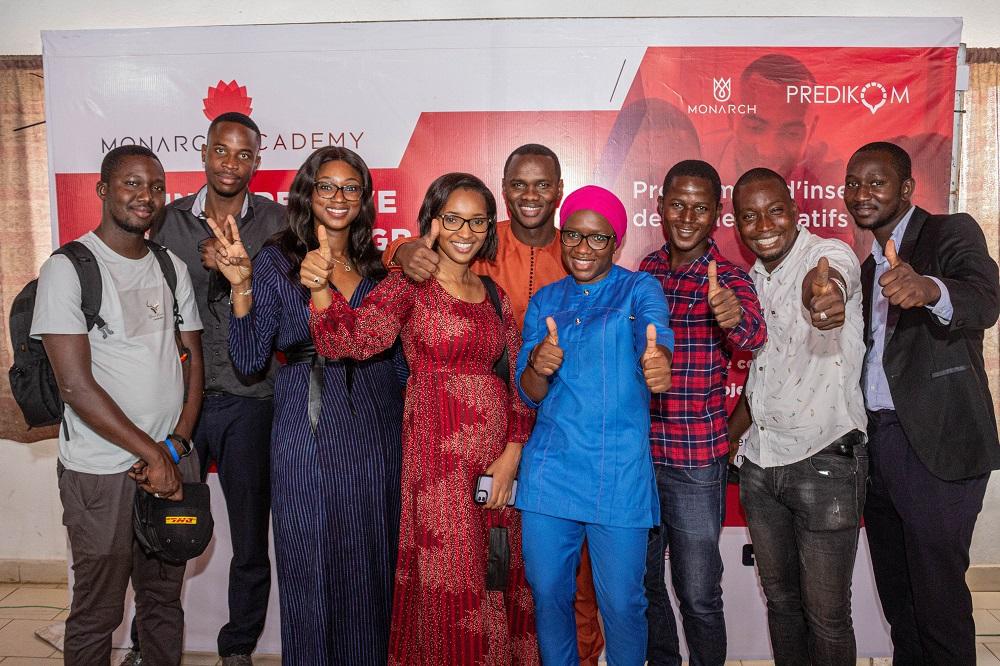 Initiative: Monarch Academy lance le Young Creative Graduate Program.