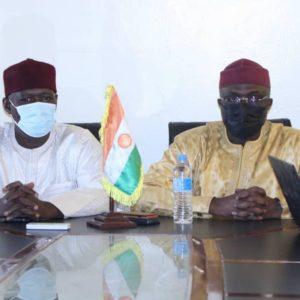Niger : Zada Mahamadou, nouveau Ministre de la Communication, chargé des Relations avec les Institutions